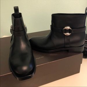 Super stylish Gucci booties. Brand new with box